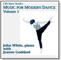 Music for Modern Dance cover